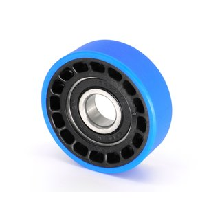 Faigle step roller 75  x 23,5  mm PAS-PUPA, 6204 2RS SKF